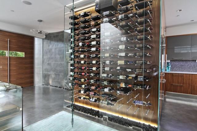 modern-wine-cellar_ serras - dicas de adegas - reparatel